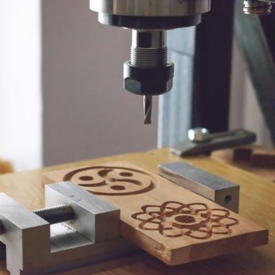 milling cnc kayu